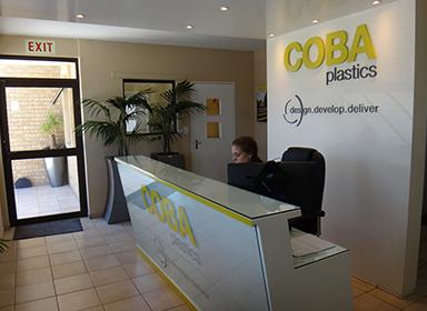 COBA Plastics Reception