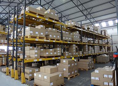 COBA Plastics Warehouse